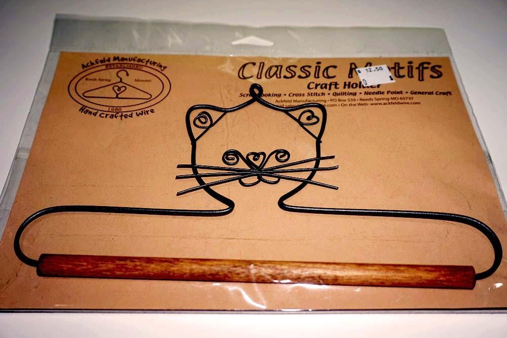 Kitten Craft Holder - The Artisans Gifting Company
