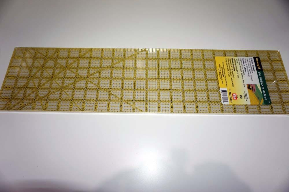 "Omnigrid 6 x 24"" All Purpose Ruler - The Artisans Gifting Company"
