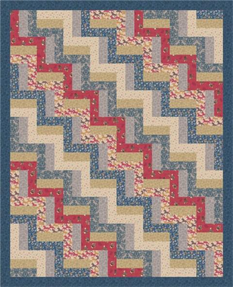 Lewis and Irene Free Download Pattern Farley Mount Quilt Design 1 Quilt Pattern