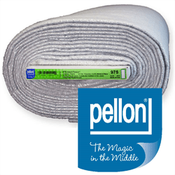 Pellon Interfacing Inusl-Fleece by the metre.