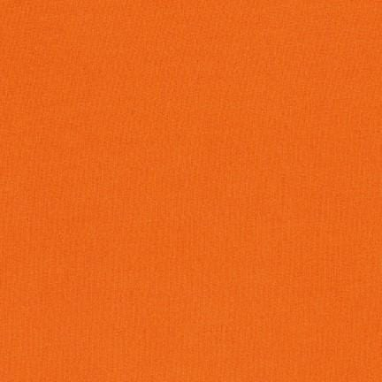 Robert Kaufman Fabrics Fabric by the Bolt KONA Solid - MARMALADE - Fabric by the Bolt