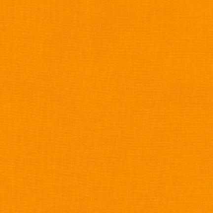 Robert Kaufman Fabrics Fabric by the Bolt KONA Solid - NACHO CHEESE - Fabric by the Bolt