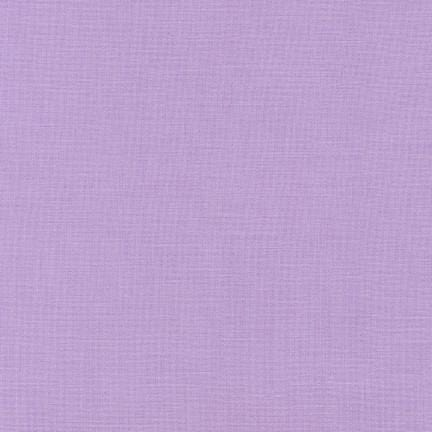 Robert Kaufman Fabrics Fabric by the Bolt KONA Solid - ORCHID ICE - Fabric by the Bolt