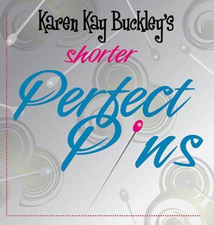 Karen Kay Buckley Shorter Perfect Pins - The Artisans Gifting Company