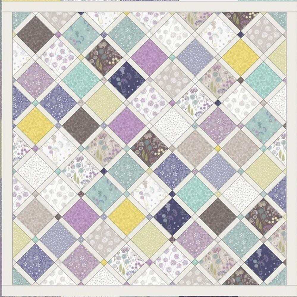 Make A Wish Free Downloadable Quilt Pattern - The Artisans Gifting Company