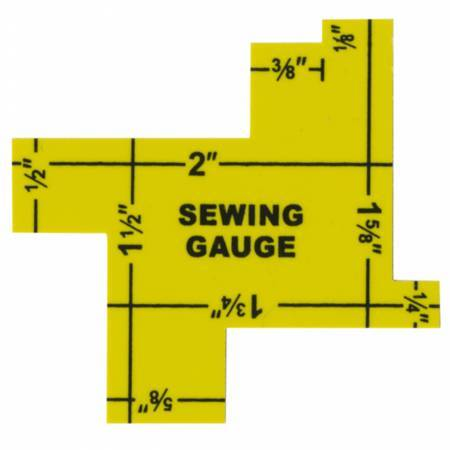 Mini Sewing Gauge - The Artisans Gifting Company