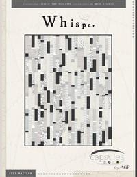 Whisper by AGF Downloadable Pattern - The Artisans Gifting Company