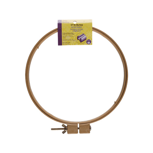 "Embroidery Hoop 10"" No Slip Hoop - The Artisans Gifting Company"