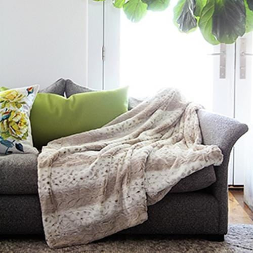 Shannon Fabrics Free Download Pattern Luxe Throw - Free Download Patterns