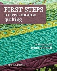 First Steps to Free Motion Quilting - The Artisans Gifting Company