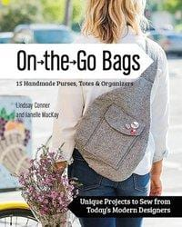 On-The-Go Bags - Book - The Artisans Gifting Company