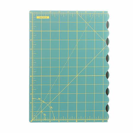 OLFA Folding Cutting Mat 12in x 17in - The Artisans Gifting Company