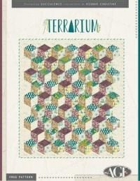 Terrarium By Art Gallery Fabrics - The Artisans Gifting Company