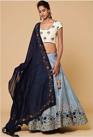 Sky-Blue-Designer-Traditional-Fashion-Ocacsioonally-Party-Wear-Lehenga-Choli