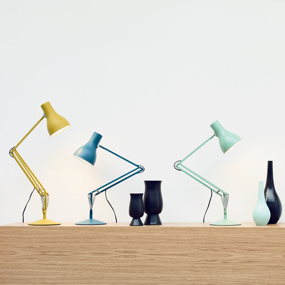 Type 75 Desk Lamp Margaret Howell Seagrass Edition Anglepoise 174