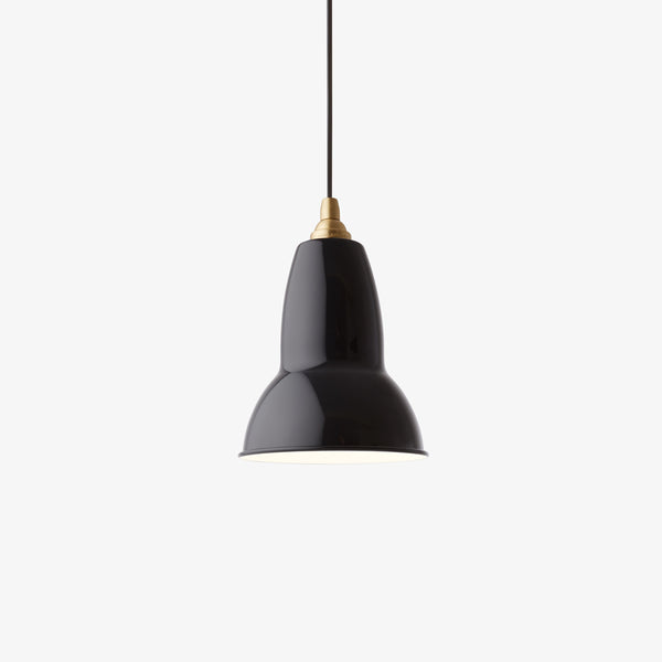 Original 1227™ Brass Pendant - Deep Slate - Sample