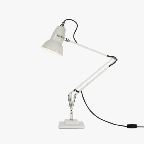 Anglepoise Original 1227 Desk Lamp Linen White