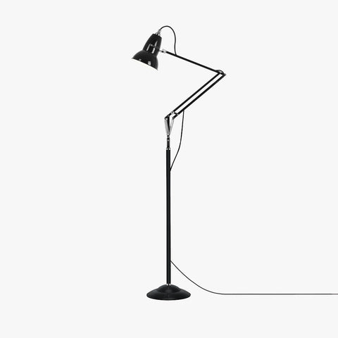 Anglepoise Original 1227 Floor Lamp Jet Black