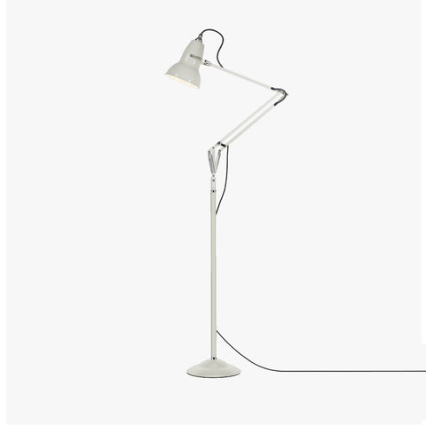 Anglepoise Original 1227 Floor Lamp Linen White