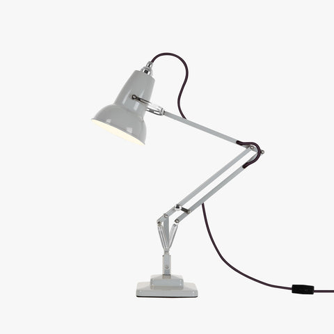 Anglepoise Original 1227 Mini Desk Lamp Dove Grey