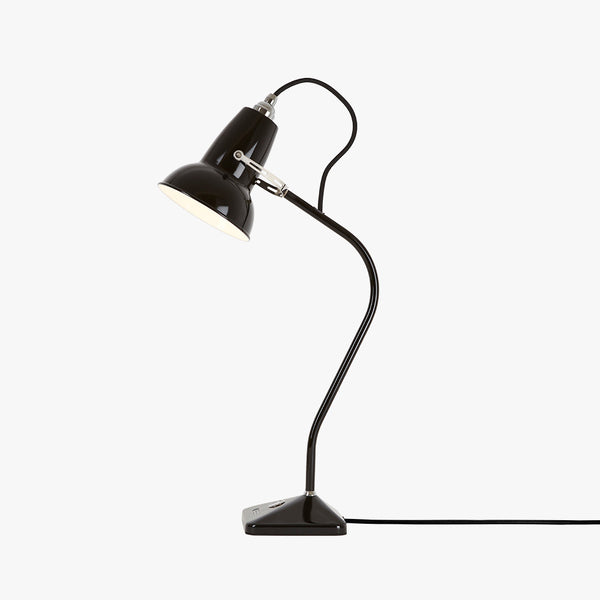 Anglepoise Original 1227 Mini Table Lamp Jet Black