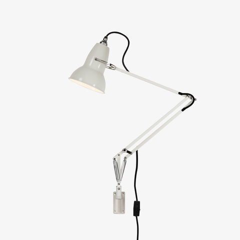 Anglepoise Original 1227 Wall Mounted Lamp Linen White