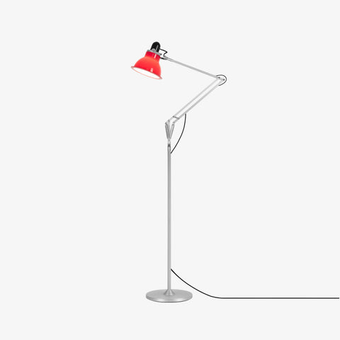 Anglepoise Type 1228 Floor Lamp Carmine Red
