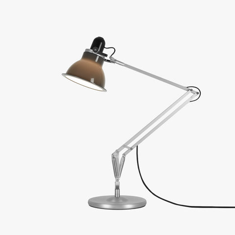 Anglepoise Type 1228 Desk Lamp Graphite Grey