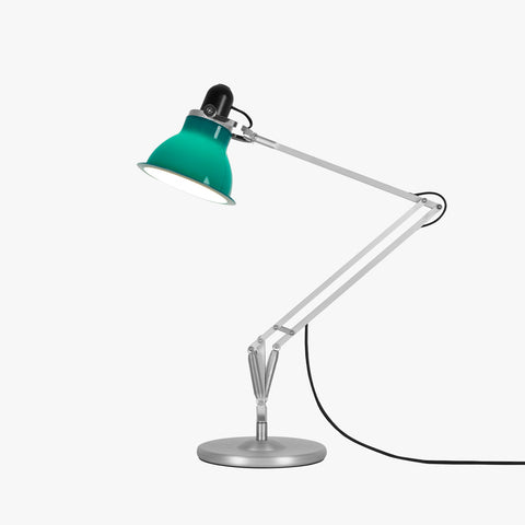 Anglepoise Type 1228 Desk Lamp Mid Green