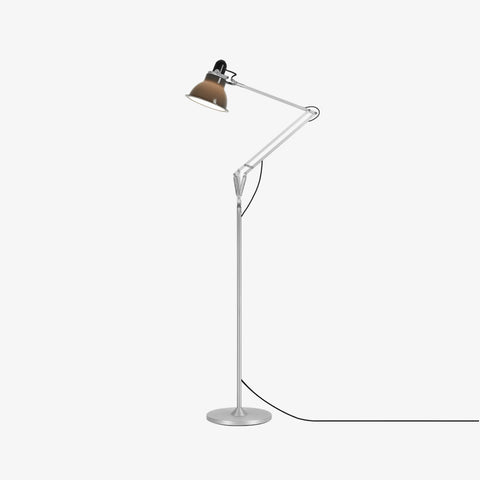 Anglepoise Type 1228 Floor Lamp Granite Grey