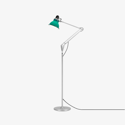 Anglepoise Type 1228 Floor Lamp Mid Green