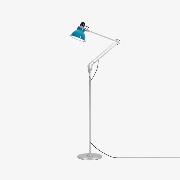 Anglepoise Type 1228 Floor Lamp Minerva Blue