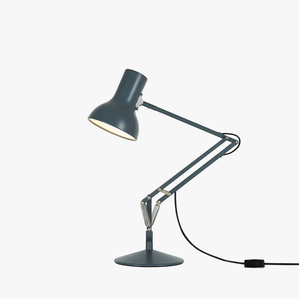 Anglepoise Type 75 Mini Desk Lamp Slate Grey
