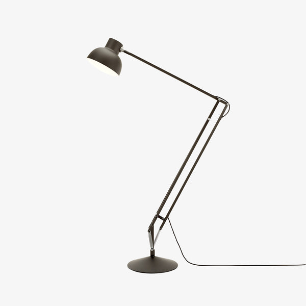 Anglepoise Type 75 Maxi Floor Lamp Graphite Grey