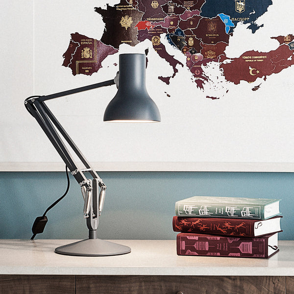 type 75 mini desk lamp modern table lamp anglepoise. Black Bedroom Furniture Sets. Home Design Ideas