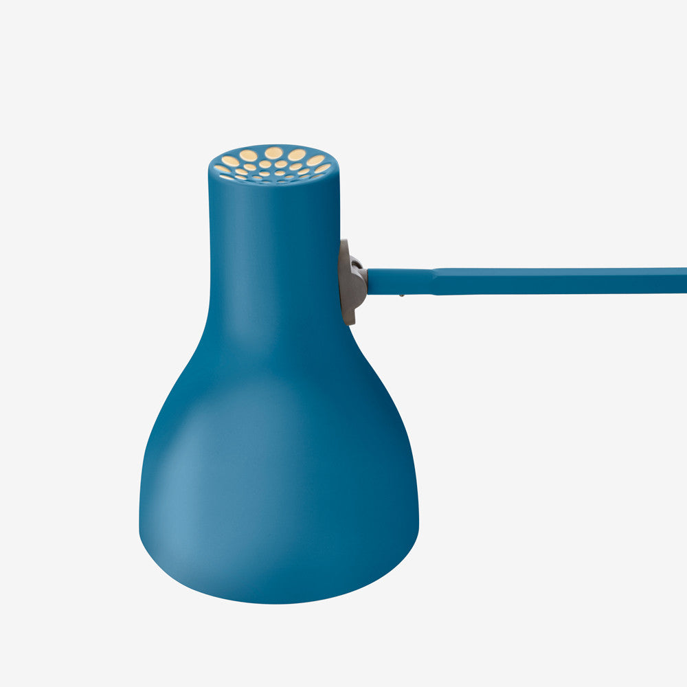 Type 75 Desk Lamp Margaret Howell Saxon Blue Edition