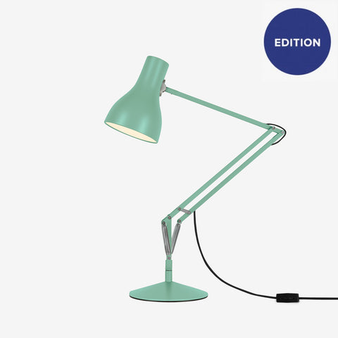 Anglepoise Type 75 Desk Lamp - Margaret Howell - Seagrass Edition
