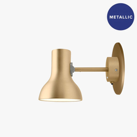 Type 75™ Mini Metallic Wall Light