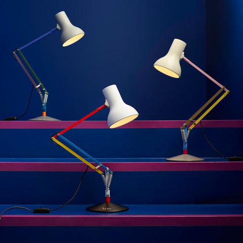 Type 75™ Mini Desk Lamp - Paul Smith - Edition Two