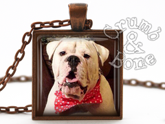 Crumb & Bone - Pet Memorial Pendant
