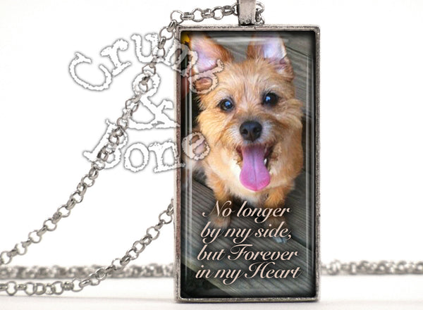 Dog Memorial Jewelry - Crumb & Bone
