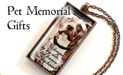 Pet Memorial Gifts at Crumb & Bone