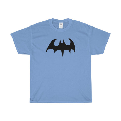 Unisex ScribbleCloth Batman Symbol Doodle Heavy Cotton Tee - Frontrunner Comics