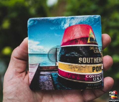 Key West Coaster - Southernmost Point