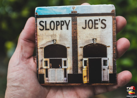 Key West Coaster - Sloppy Joe's