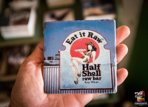 Key West Coaster - Eat Raw