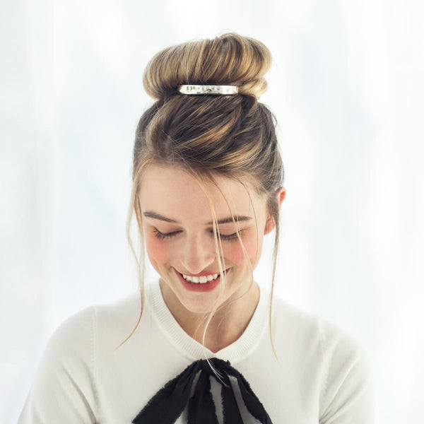 Bar Bun Pin - Tulle and Twig