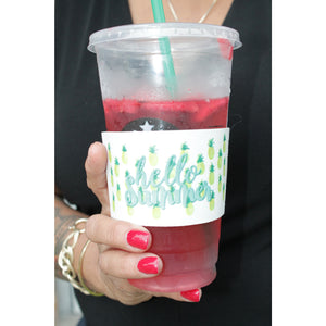 Summer Coffee Sleeves - Tulle and Twig