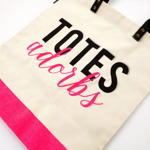 Totes Adorbs Shopper Tote Bag