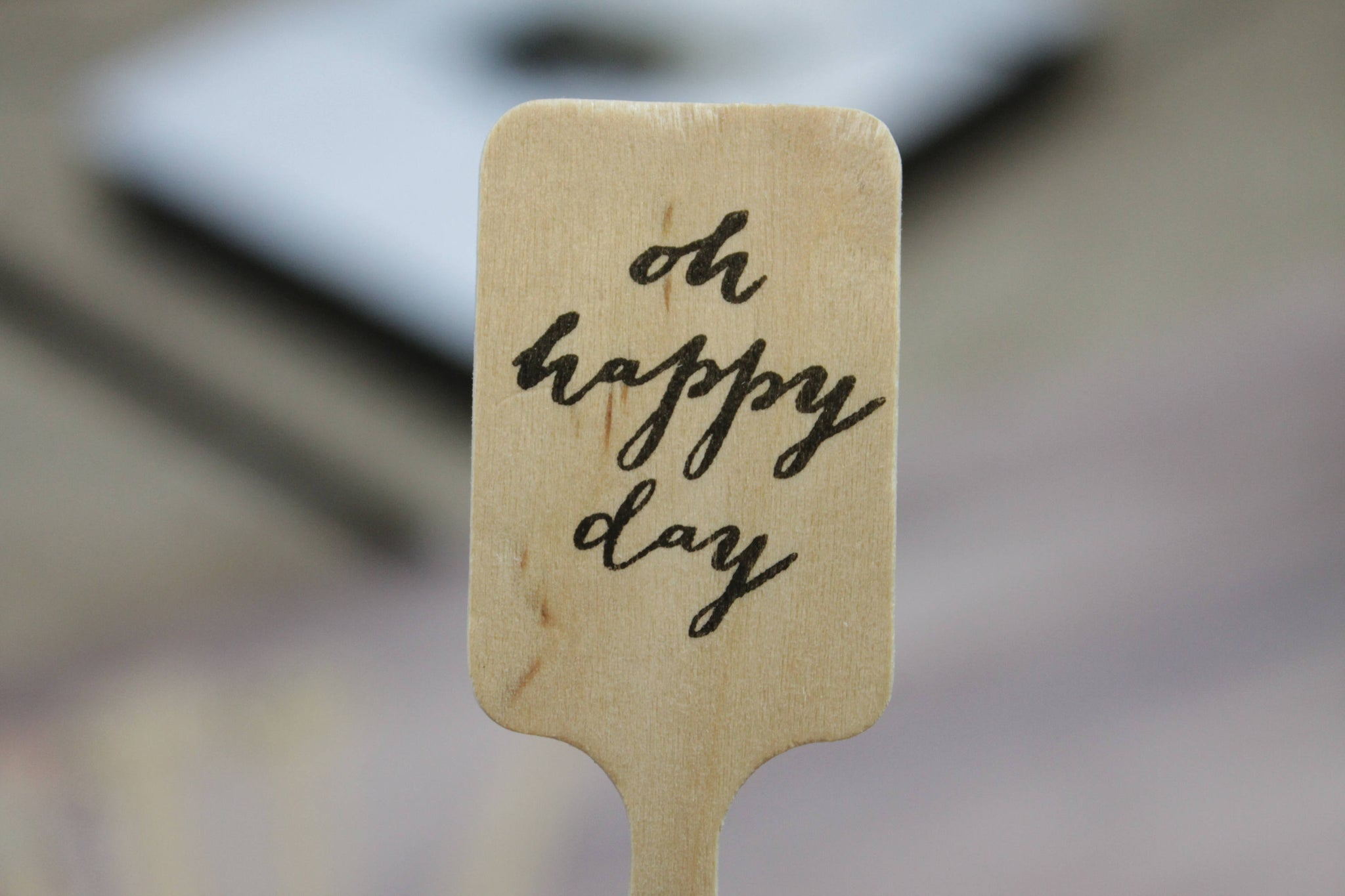 oh happy day Drink Stirrers